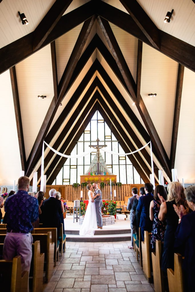 St. Catherine of Siena Wedding Ithaca