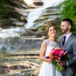 Buttermilk Falls Wedding