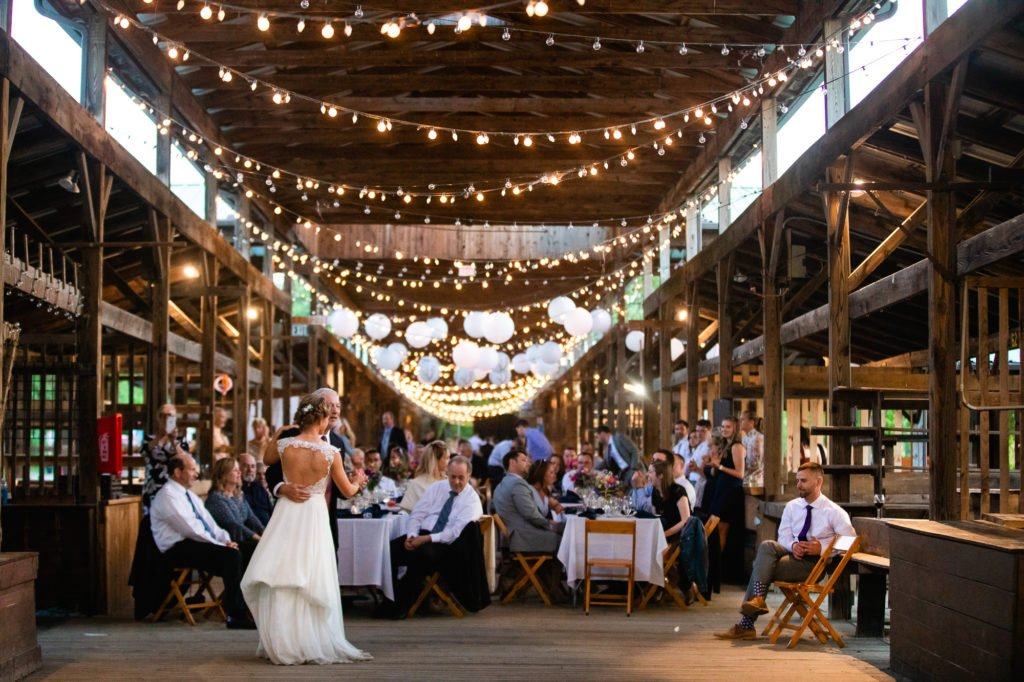 Ithaca Farmers Market Wedding